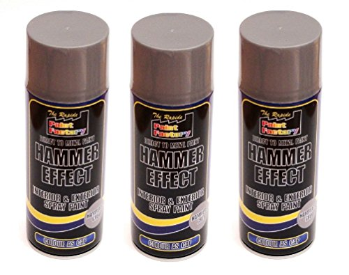 new-3-x-grey-hammer-effect-spray-paint-400ml-can-interior-exterior-metal-rust