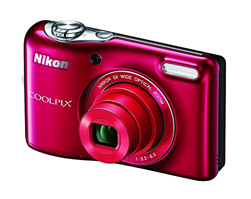 Nikon COOLPIX L32 Digital Camera.