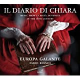Il Diario di Chiara - Music from La Pietà in Venice in the 18th Century [CD plus bonus DVD]