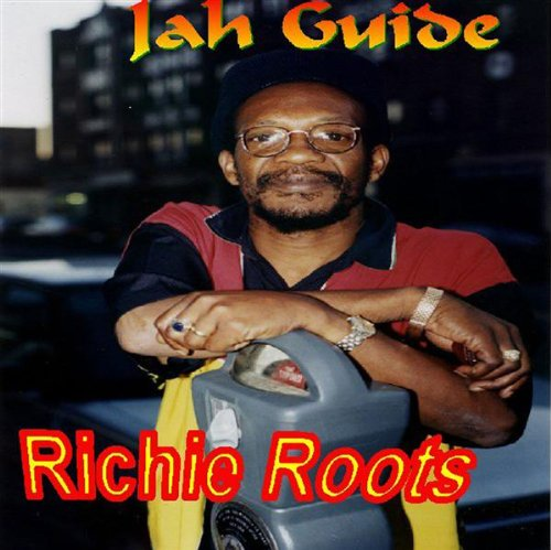 CD : RICHIE ROOTS - Jah Guide
