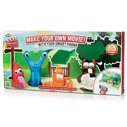 NPW-Ani-Mate-Clay-Animation-Movie-Maker-Kit
