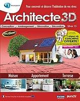Architecte 3D silver 15