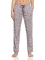 Schiesser Pantalón de Pijama (Beige)