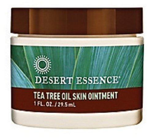 Desert Essence Tea Tree Oil Ointment 1 Oz