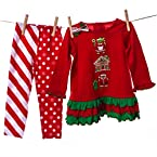 Gingerbread Legging Set