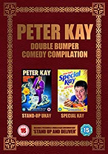 Peter Kay Double Bumper Comedy Compilation [DVD]