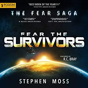 Fear the Survivors Hörbuch