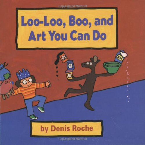 Loo-Loo, Boo, And Art You Can Do front-968622