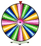 Birthday Party Prize Wheel Dry Erase Fits with Fairy Theme 16