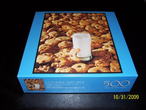 Chocolates Galore 500 Piece Jigsaw Puzzle (Made in USA)