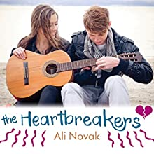 The Heartbreakers: Heartbreak Chronicles Series #1 Audiobook by Ali Novak Narrated by Arielle DeLisle
