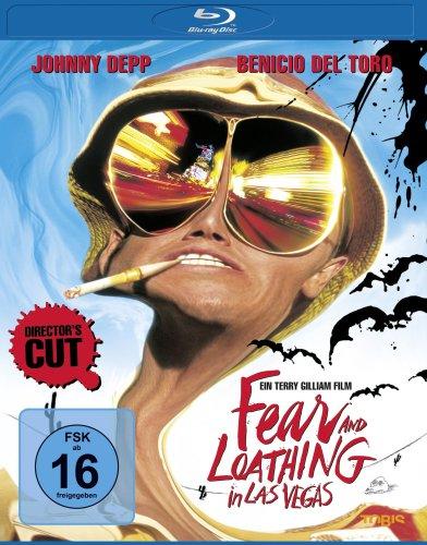 Fear & Loathing in Las Vegas [Blu-ray] [Import]