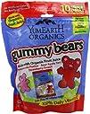 YumEarth Organics Gummy Bears, 10 sna…