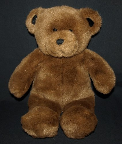 Build a Bear Stuffed Brown Bear - 1