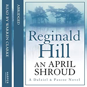 An April Shroud Audiobook