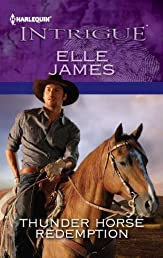Thunder Horse Redemption (Harlequin Intrigue Series)
