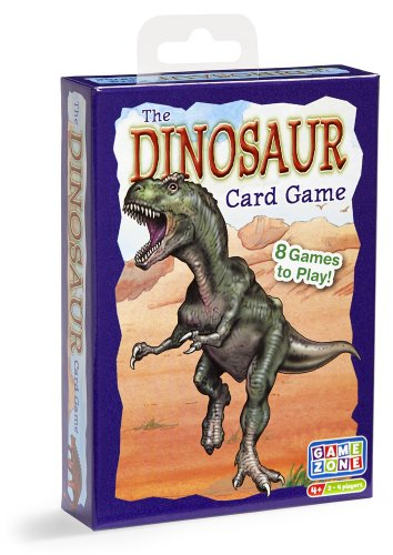 Dinosaur Card Game - 1