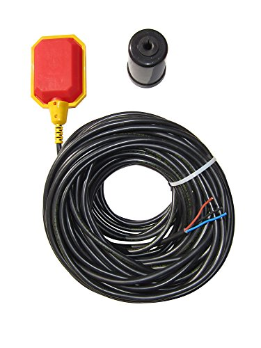 Longest Cord Float Switch on the Market (100 Ft Cable), Water Tanks, Sump Pumps, Septic Systems (Closed System Water Pump compare prices)