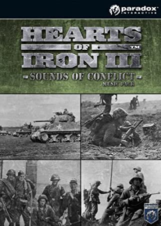 Hearts of Iron III: Sounds of Conflict DLC [Download]