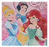 Disney Princess Sparkle & Shine Lunch Napkins (16 per pkg)