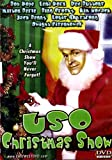 USO Christmas Show (Bob Hope, Lena Horne, Red Buttons, Milton Berle, Bing Crosby, Kim Novak, Jack Benny, Louis Armstrong, Dwight D. Eisenhower, and more!)