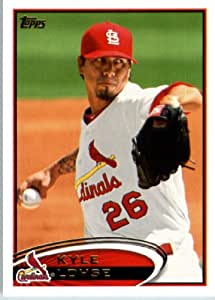2012 Topps Team Edition Baseball Card #STL11 Kyle Lohse St. Louis Cardinals