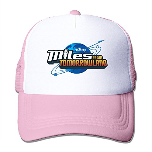 Cool-Miles-From-Tomorrowland-Logo-Adult-Nylon-Adjustable-Sport-Hat
