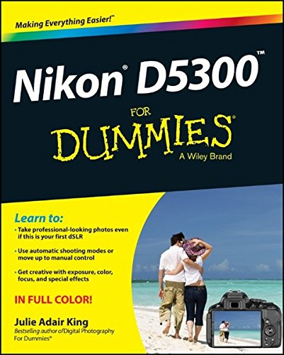 Download Nikon D5300 For Dummies