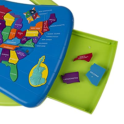 Discovery Kids Talking USA Puzzle