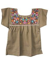 0580e02e3cbbb Liliana Cruz Embroidered Mexican Peasant Blouse - Liliana Cruz ...