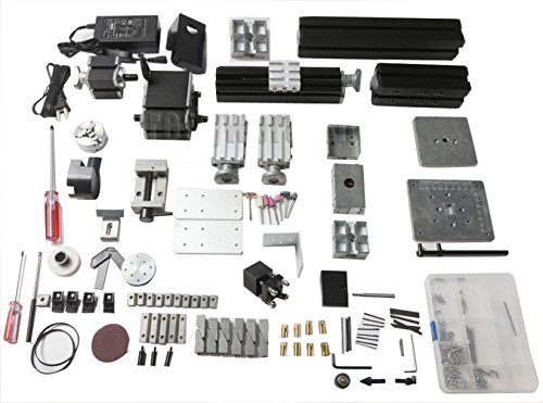 Sunwin-70-W-High-Power-Mini-Metall-Holz-7-in-1-KIT-DIY-Hobby-Modellbau-Craft