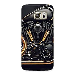 Delighted Awesome Cruise Engine Back Case Cover for Samsung Galaxy S6 Edge