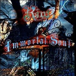 Immortal Soul [farbiges blaues Vinyl Doppel Gatefold] [Vinyl LP]
