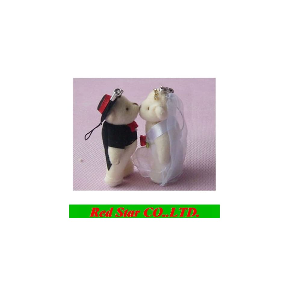 teddy bears stuffed animals plush toys plush 20pcs/lot tinny bear small bears. use for wedding