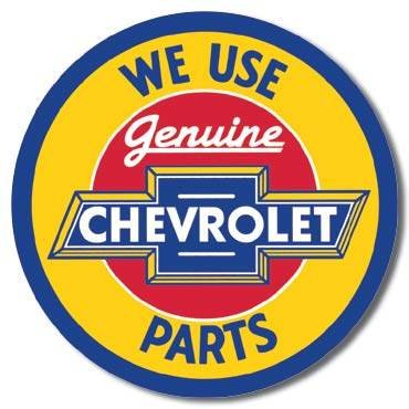 star-55-large-round-chevy-chevrolet-genuine-parts-vintage-retro-metal-tin-wall-sign-1072