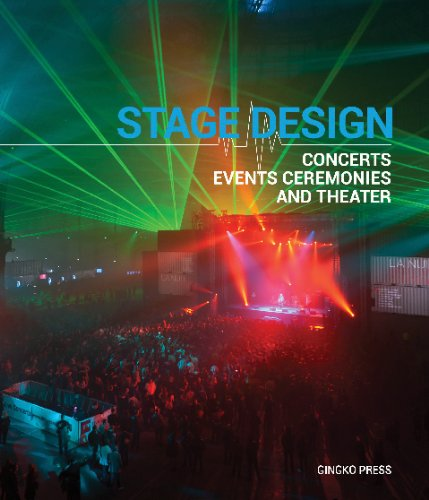 Stage Design. Concerts, Events, Ceremonies And Theater