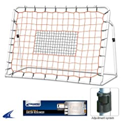Buy Champro Adjustable Soccer Rebounder (White, Medium) by Champro