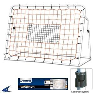 Champro Adjustable Soccer Rebounder (White, Medium)