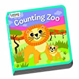 Lamaze Counting Zoo Board Book