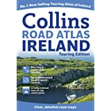 Collins Road Atlas Irelandby Collins Uk