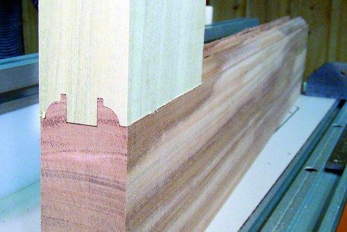 Cmt 3 Piece Entry Interior Door Router Bit Set In Hardwood Case 1 2 Inch Shank