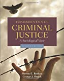 img - for Fundamentals Of Criminal Justice: A Sociological View book / textbook / text book