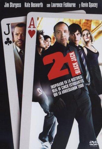 21: Black Jack [DVD]