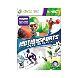 New Ubisoft Motion Sports Kinect Required For Xbox 360 Controller-Free Competition Popular