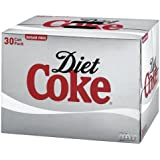 Diet Coke Sugar Free 30x330ml Cans