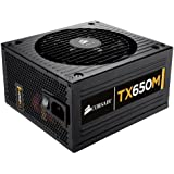 Corsair Enthusiast Series CP-9020039-NA650W ATX12V v2.31 / EPS12V 80 PLUS BRONZE Certified Modular High Performance Power Supply