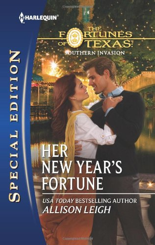 Her New Year's Fortune: Allison Leigh: 9780373657155: Amazon.com: Books