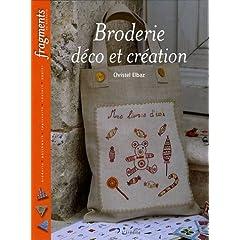 Broderie déco et création