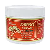 DMSO Cream with Aloe Vera Rose Scented