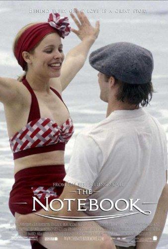 The Notebook Poster Movie Q 11 x 17 In - 28cm x 44cm Ryan Gosling Rachel McAdams Tim Ivey Starletta DuPois James Garner Gena Rowlands